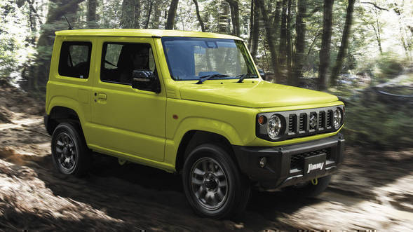 Maruti Suzuki could launch 5-door Jimny in India, but not before 2020