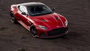 2019 Aston Martin DBS Superleggera replaces the Vanquish as the new flagship
