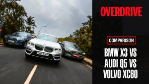 BMW X3 vs Audi Q5 vs Volvo XC60 | Comparative Review