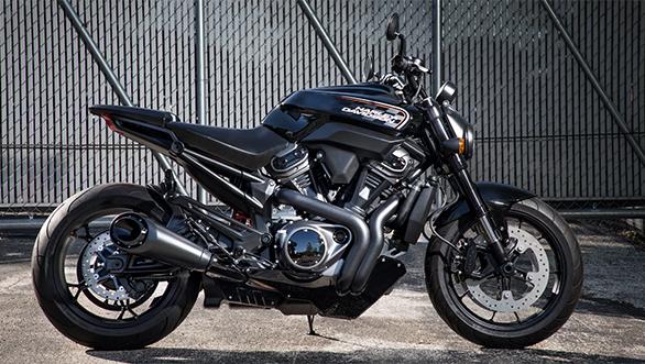 Harley-Davison 975 Streetfighter