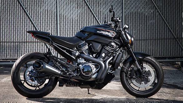 2020 Harley-Davidson Streetfighter 975