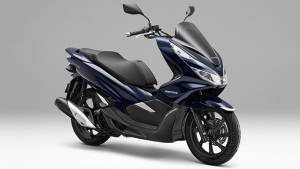 Honda PCX 125 Hybrid, first petrol-electric hybrid scooter to be launched in September 2018