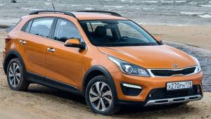 Kia Rio X-line: Things you will like and some that you won't