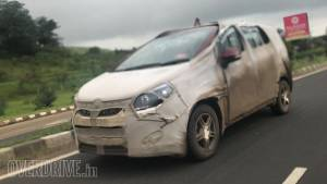 Mahindra's Toyota Innova Crysta rival, U321 MPV to get its official name on July 31