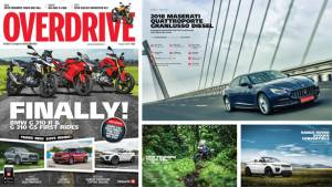 The August 2018 issue of OVERDRIVE is now out on stands!