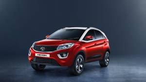 Tata Nexon AMT option launched in XM mid-range trim in India at Rs 7.50 lakh