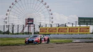 2018 Blancpain GT Series Asia: Aditya Patel and OD Racing finish in the points at Fuji Speedway