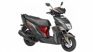 Yamaha Cygnus Ray ZR Street Rally launched in India at Rs 57,898