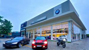 BMW India opens first integrated dealership for all three brands - BMW, MINI, BMW Motorrad in Chandigarh