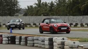 Mini Urban Drive experience begins in India