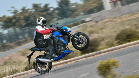 2018 Suzuki GSX-S750 road test review