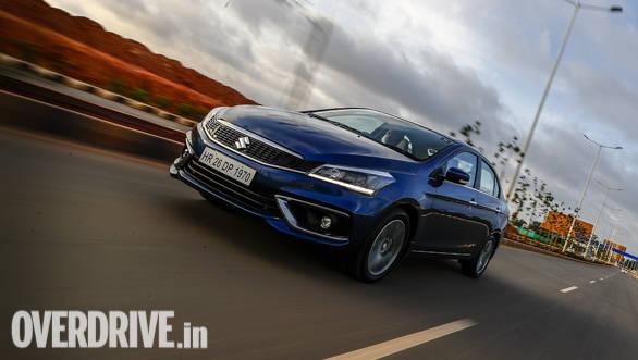 2019 Maruti Suzuki Ciaz facelift road test review