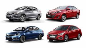 Spec Comparo: Maruti Suzuki Ciaz vs Honda City vs Hyundai Verna vs Toyota Yaris