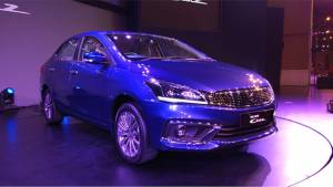 2018 Maruti Suzuki Ciaz launched in India at a price of Rs 8.19 lakh