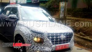 Spied: Hyundai Carlino compact SUV spotted testing in India