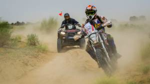 India Baja 2018: Santolino Lorenzo dominates Moto category