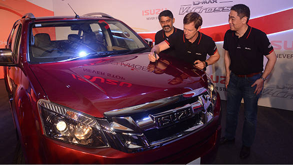 Isuzu India announces cricketer Jonty Rhodes as new brand ambassador for D-Max V-Cross