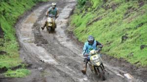 JK Tyre Monsoon Scooter Rally 2018: Mumbai based Ventakesh Shetty retains title in Nashik