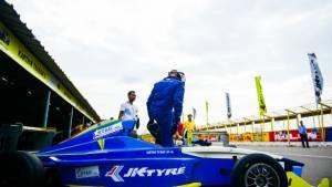 Growing Pains: Karthik Tharani on his return to single seater racing