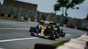 2018 Msports X30 Karting Championship: Shahan Ali Mohsin overcomes early upsets to win in Junior category