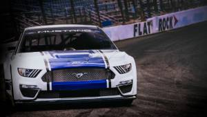 Ford Mustang for NASCAR Cup series revealed