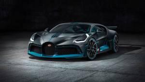 Image gallery: 2018 Bugatti Divo