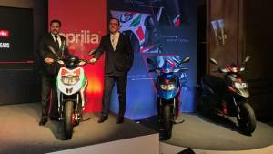 Aprilia and Vespa scooter range receives ABS, CBS updates in India
