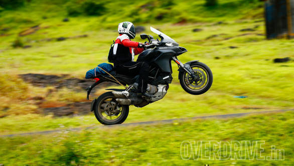 2018 Ducati Multistrada 1260S road test review
