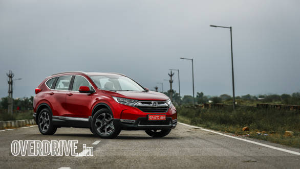 2018 Honda CR-V 2WD diesel road test review