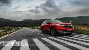 2018 Honda CR-V first drive review