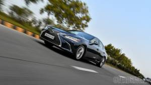 2018 Lexus ES 300h first drive review