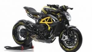 MV Agusta and Pirelli Design unveil the limited edition Dragster 800 RR Pirelli