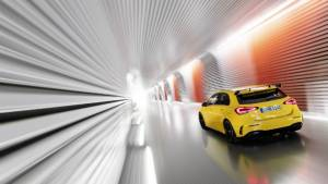 Image gallery: Mercedes-AMG A35 revealed