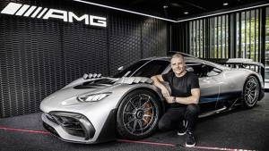 2018 Paris Motor Show: Mercedes-AMG ONE is the official name for the hypercar