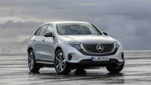 Image gallery: Mercedes-Benz EQC 400 4Matic electric SUV unveiled
