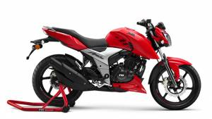 2018 TVS Apache RTR 160 4V launched in Sri Lanka