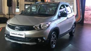 Live Updates: Tata Tiago NRG launch in India