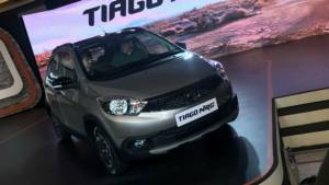 Tata Tiago NRG launched in India at Rs 5.53 lakh