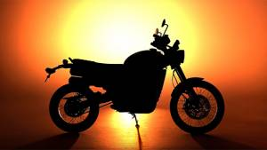 New Triumph Scrambler 1200 teased before October 24 reveal