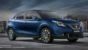Limited edition Maruti Suzuki Baleno launched ahead of festive season