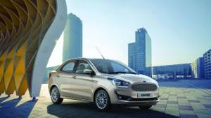 Live updates: 2018 Ford Aspire facelift India launch