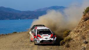 WRC 2018: Ott Tanak tops the leaderboard at Rally Turkey after Day 3