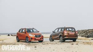 Image gallery: 2018 Datsun Go and Go Plus facelift