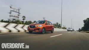 2019 Datsun Go and Go+ CVT to be launched in India in October