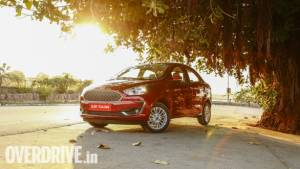 2018 Ford Aspire facelift - the things you will like and some you may not