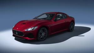 Maserati launches updated GranTurismo in India