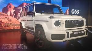 Mercedes-AMG G 63 will be the only G-Class for India, says Mercedes-Benz