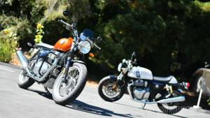 Here's where you can test ride or book the Royal Enfield 650 Twins in Mumbai and Pune