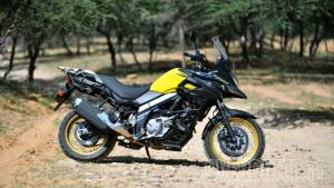 Suzuki V-Strom 650 XT road test review
