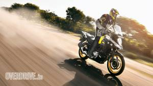 Suzuki V-Strom 650 XT ABS first ride review
